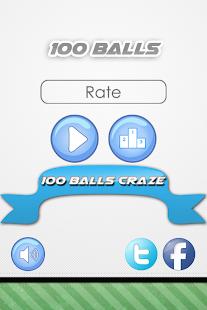 100 Balls- Casual Blitz Bingo