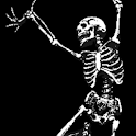 Funny Skeleton Live Wallpaper logo