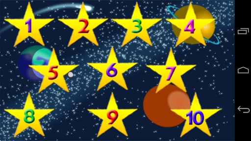 Star Burst Baby Game - Pro