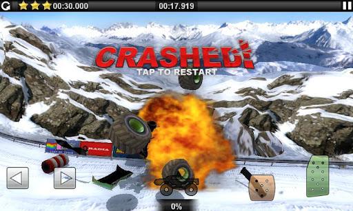 Offroad Legends - Hill Climb  screenshots 3
