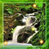 Waterfall of Lovers HD LWP