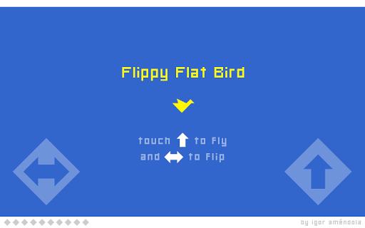 Flippy Flat Bird