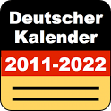 Deutscher Kalender-Testversion icon