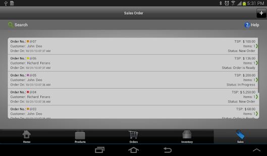 玩商業App|Goods Order Inventory Pro免費|APP試玩