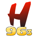 Hot 96.3 – Indianapolis logo