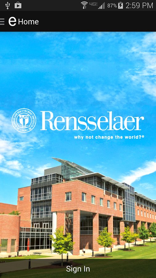 Rensselaer Mobile- screenshot