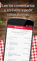Screenshot of Domicilios.com - Order food