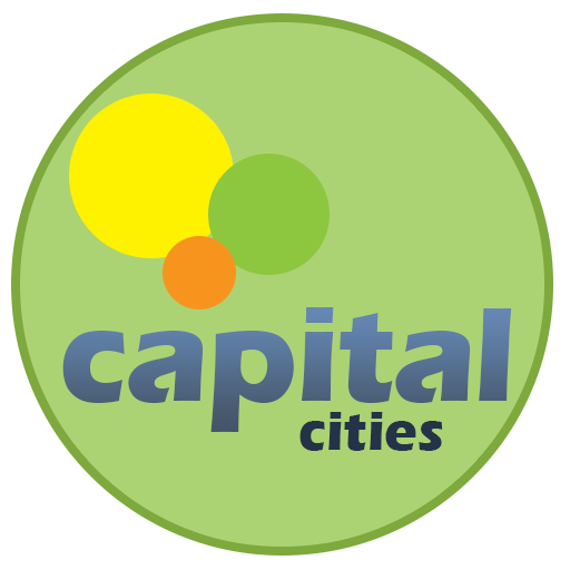 Capital Cities LOGO-APP點子