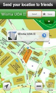 Malaysia Map - screenshot thumbnail