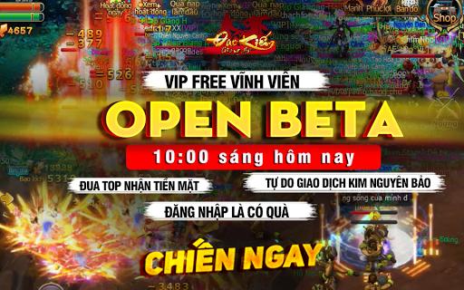 Đao Kiếm Giang Hồ VTC Update