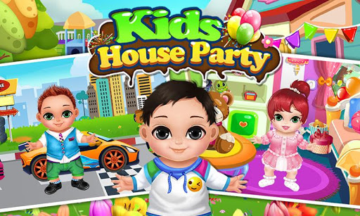 Kids House Party