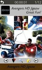Avengers HD Jigsaw