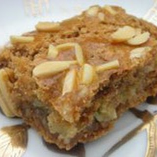 Gevulde Speculaas (Dutch Spiced Cookies Filled With Almond Paste).