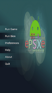 ePSXe for Android v2.0.10 build 102 [Final] [Paid] APK 1