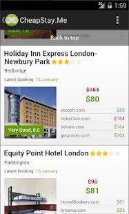 CSM: Cheap Hotel Bargains - screenshot thumbnail