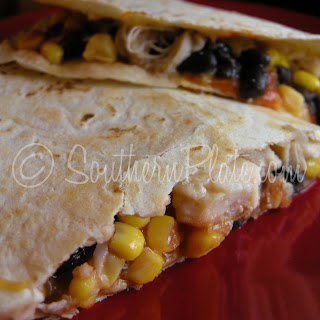 Simplified Quesadillas