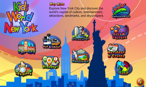 Kids World New York