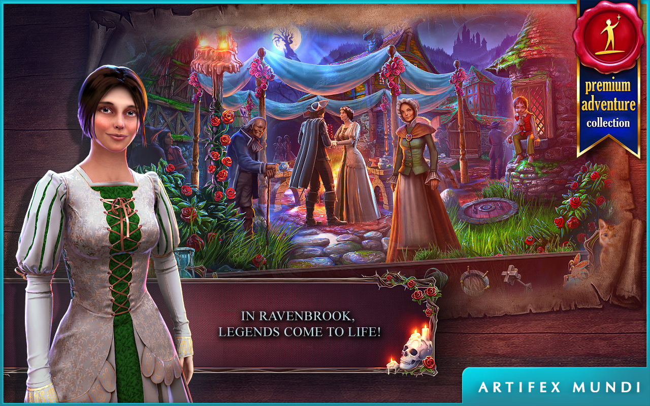 Grim Legends: The Forsaken Bride (Full)- screenshot