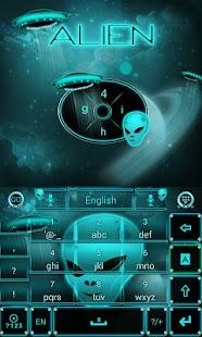 Alien-Space-GO-Keyboard-Theme 5