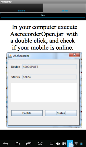 玩媒體與影片App|Screen recorder ( Ascrecorder)免費|APP試玩