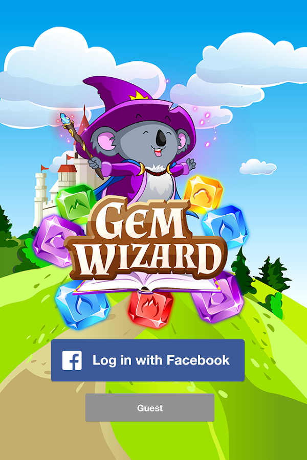 Gem Wizard - screenshot