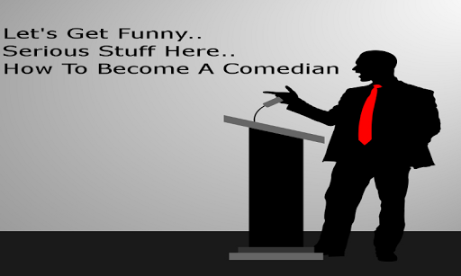 【免費娛樂App】How To Become a Comedian-APP點子