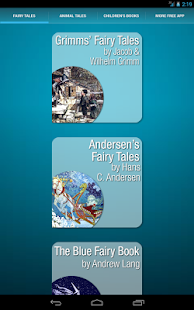 Children's audioBook and eBook