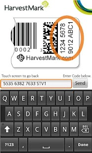 HarvestMark Food Traceability- screenshot thumbnail