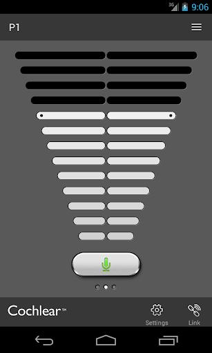 Cochlear Baha Control