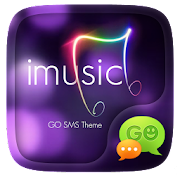 App GO SMS IMUSIC THEME APK for Windows Phone