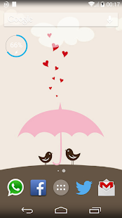 Valentine's Day Live Wallpaper- screenshot thumbnail