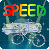 Bicycle Dashboard - Speedmeter
