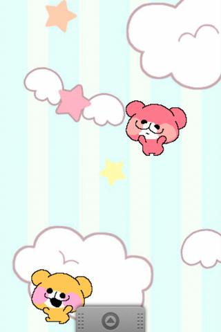 Teddy bear bounce - screenshot