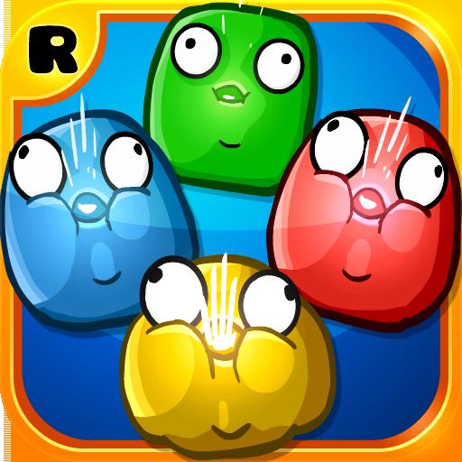 解谜のBoomlings対戦 LOGO-記事Game
