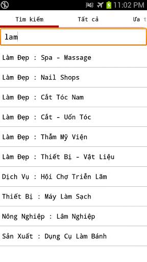 Địa điểm Hồ Chí Minh offline
