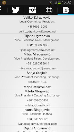【免費商業App】AIESEC LC Niš-APP點子