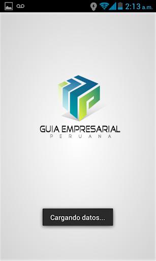 Guía Empresarial Peruana
