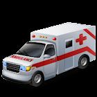 Emergency Alert button icon