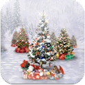 Christmas Snow Live Wallpaper for Android™