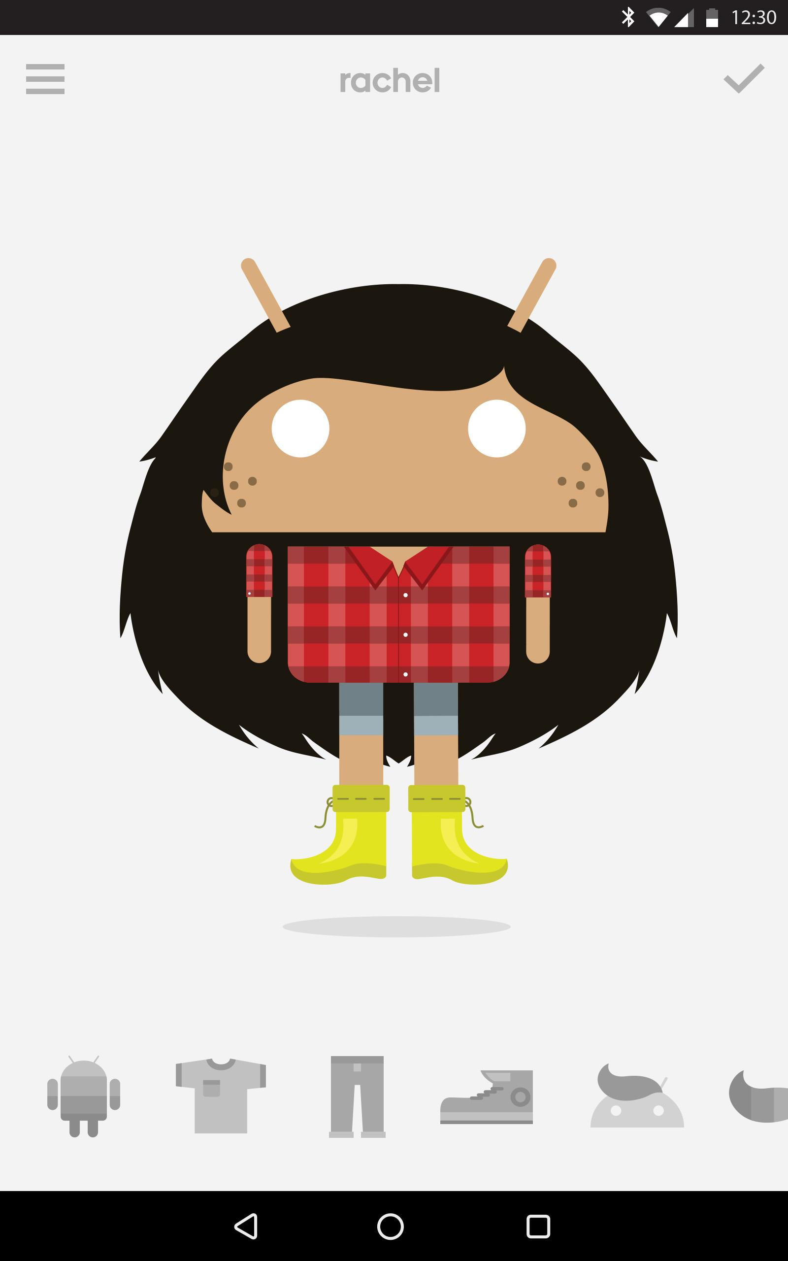 Androidify screenshot #7