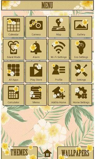 Flower Wallpaper Balmy Palms 1.2 Windows u7528 5