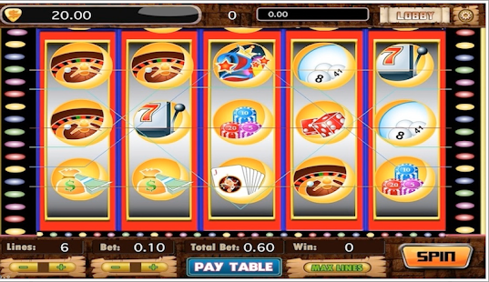 Mega Gambling Slot Machines - screenshot thumbnail