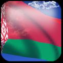 3D Belarus Flag icon