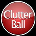 Clutter Ball Lite version logo