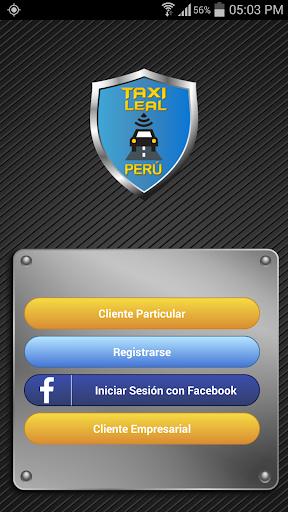 TaxiLeal Peru