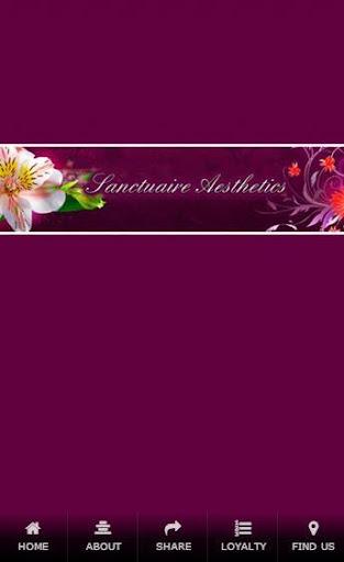 Sanctuaire Aesthetics
