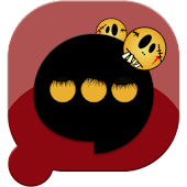 Easy SMS Halloween theme