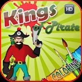 Kings of Pirate Coloring