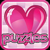 Valentine  Puzzles - FREE LOVE