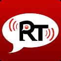 RockeTalk logo